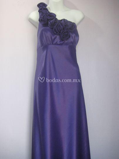Vestido Reyna talla 20