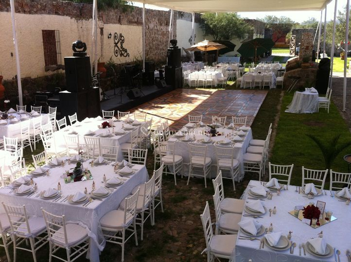 Areas de eventos