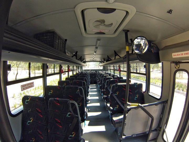 Camión 39 pasajeros