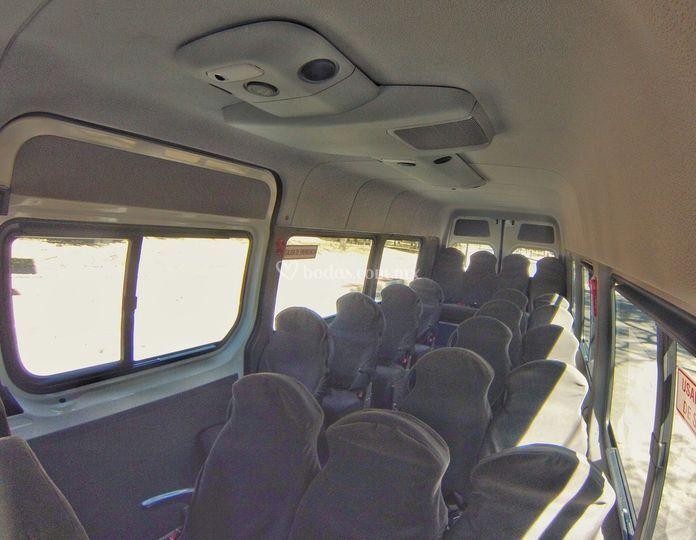 Sprinter 19 pasajeros