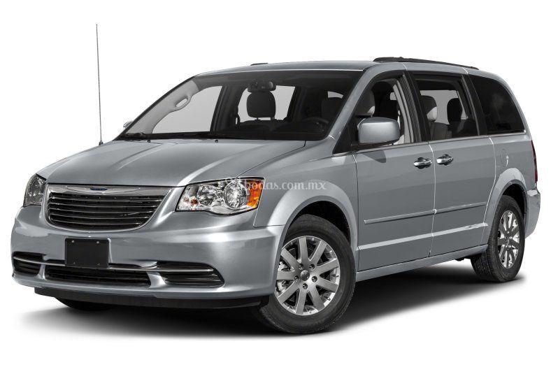 Mini Van 7 pasajeros