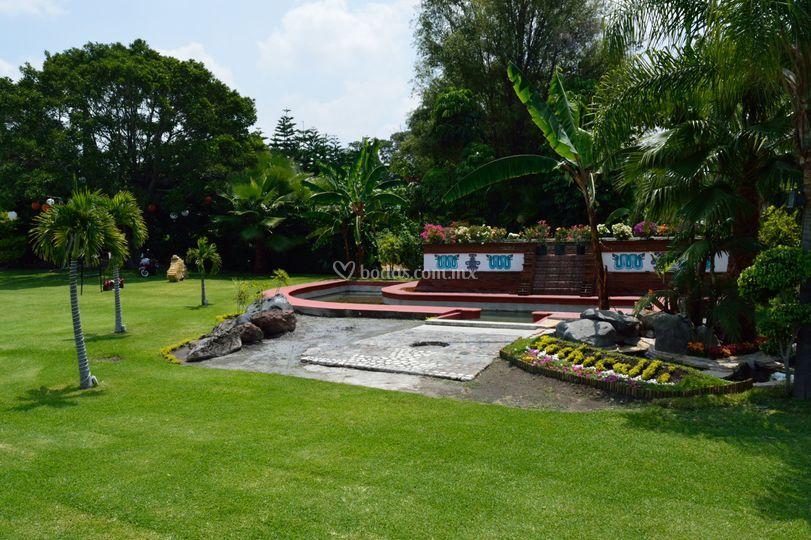 Paisajes naturales de jard n xochicalli foto 9 for Jardin xochicalli cuautla