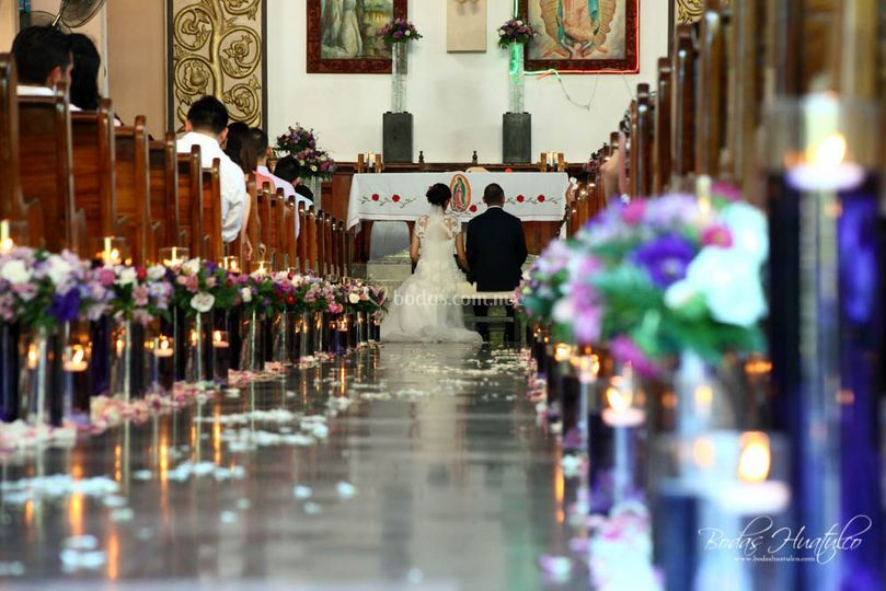 Trámites ceremonia religiosa
