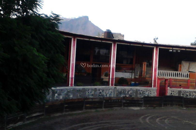 Terraza de hacienda la providencia foto 61 for Terrazas tlahuac