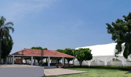 Jardín Royal Palmas 1