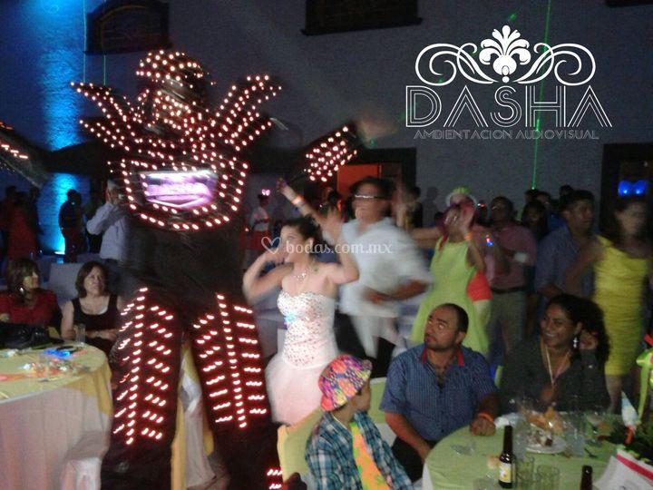Dasha Audiovisual