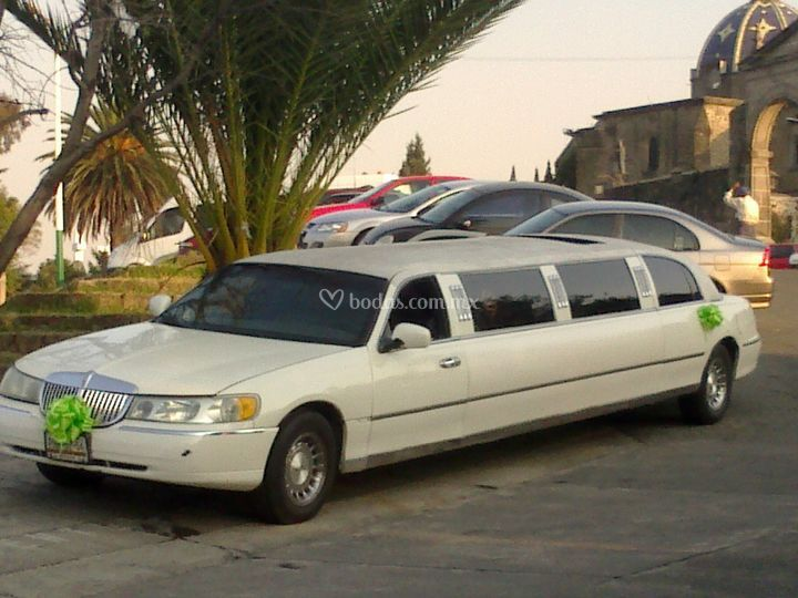 Lincoln Cartier para boda