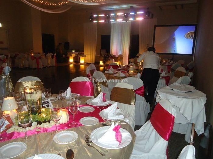 El salón para tu evento
