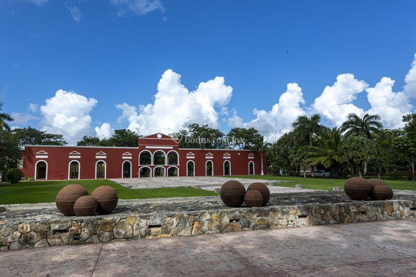 Hacienda Hunxectaman