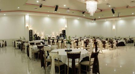 Salón planta alta de Emporio Eventos