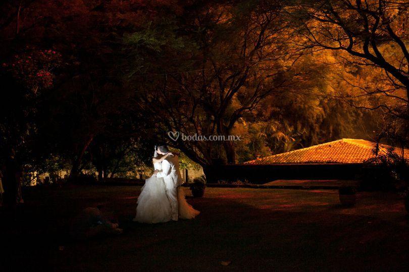 Jardin de bodas