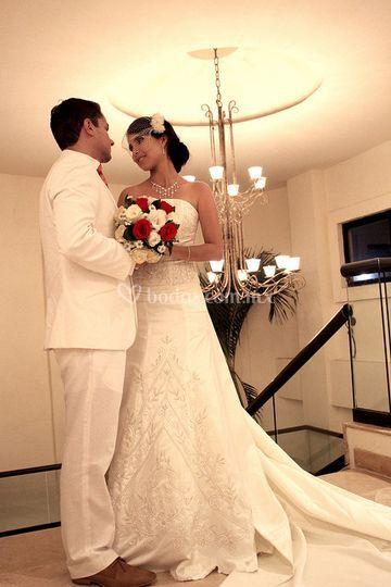 Karen y Jhon