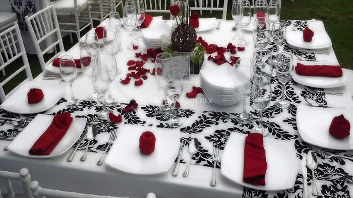 Banquetes bambini - Mesas decoradas para bodas ...