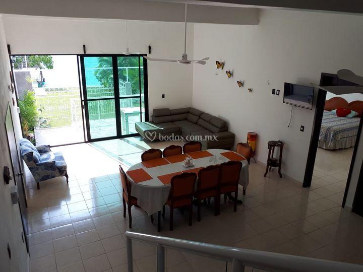 Casa Zazil Ha