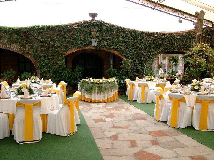 Jardin Maja bodas