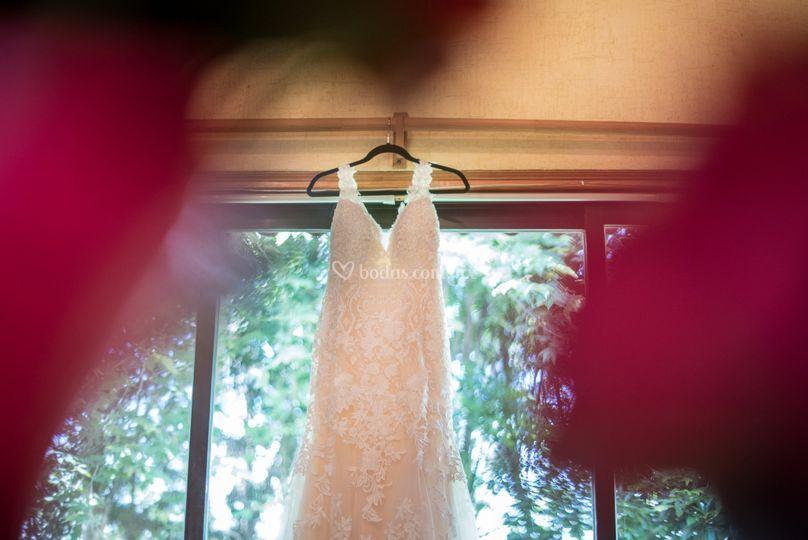 Un hermosos vestido