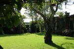 Amplios espacios verdes de Jard�n Maja