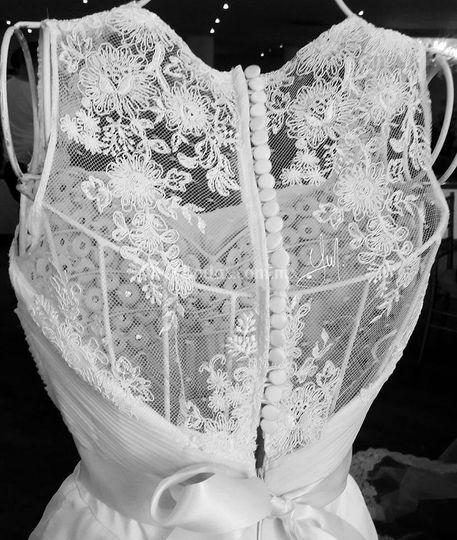 Vestido novia exclusivo