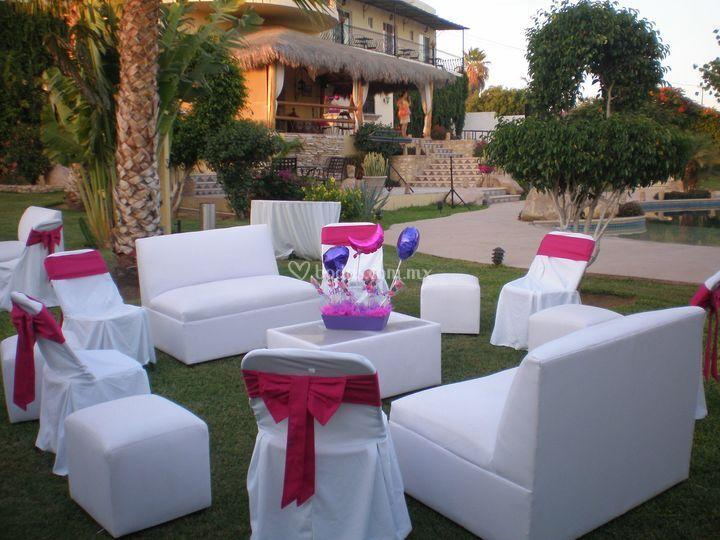 Mesas lounge