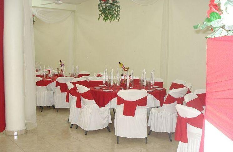 Sala de Fiesta Zamna