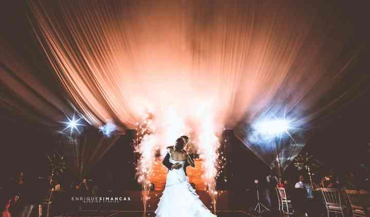 Enrique Simancas Wedding Stori
