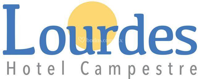 Logotipo Hotel de Lourdes