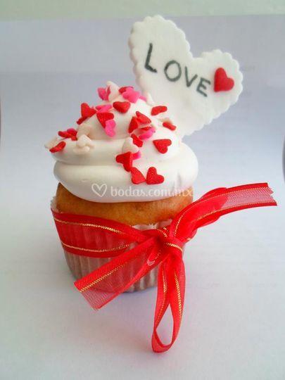 Cup  cakes  motivo