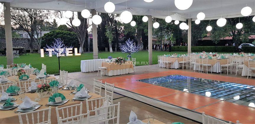Jardines Monte Real