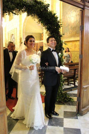 Hilda + Eduardo