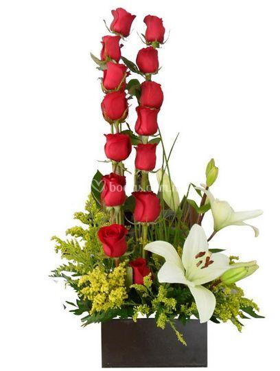 Recuerdos florales