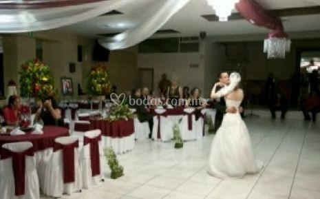 Espacio ideal para su boda