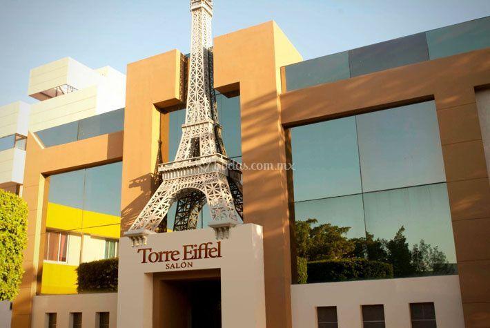 Salón Torre Eiffel de Salon Torre Eiffel Eventos Culiacán