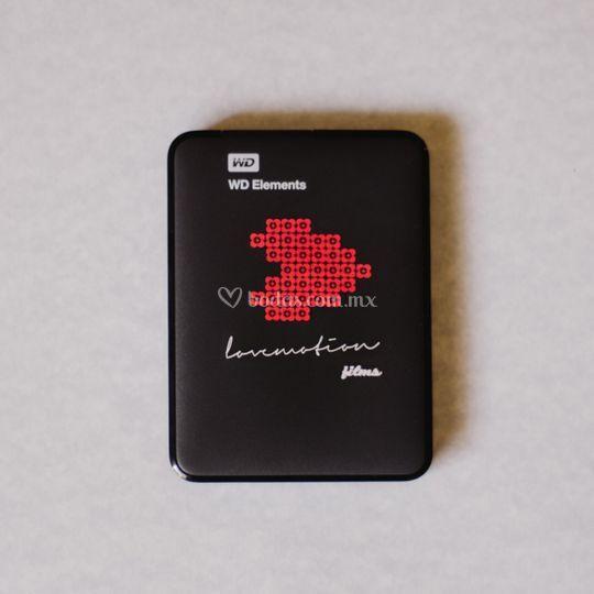 Sus recuerdos seguros en HDD