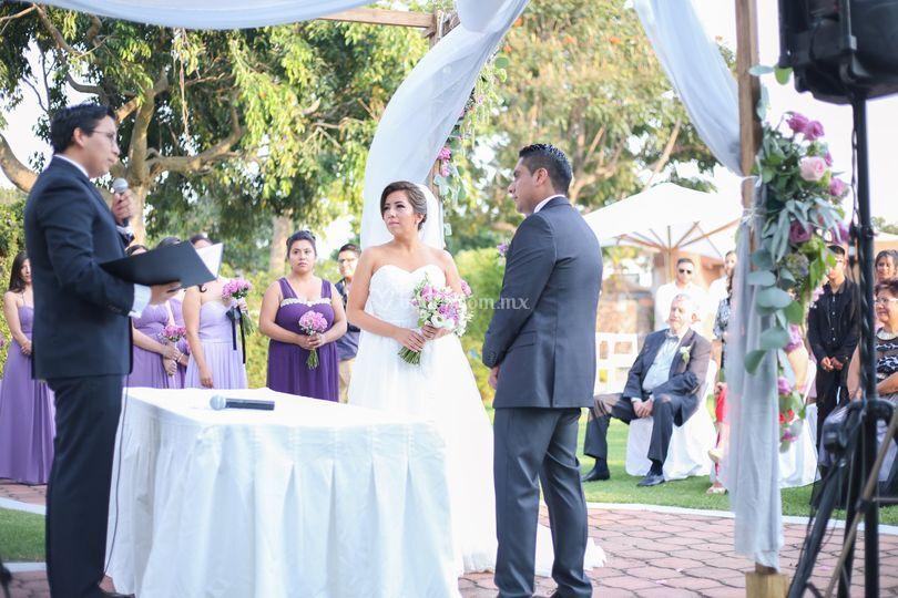 Ceremonia de jard n quinta real foto 19 for Jardin quinta real