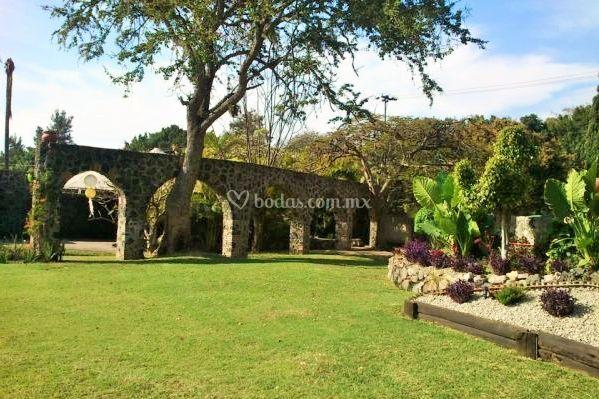 Excel tours cuernavaca Jardin villa trisara cuernavaca