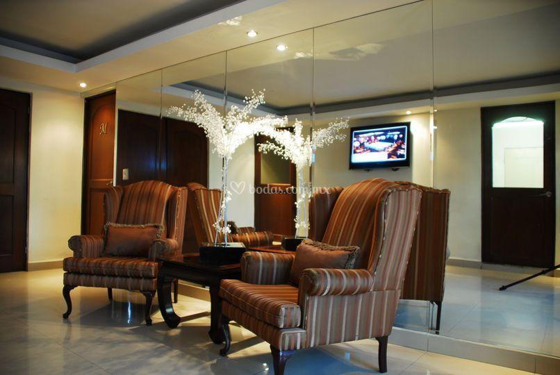 Area de lobby