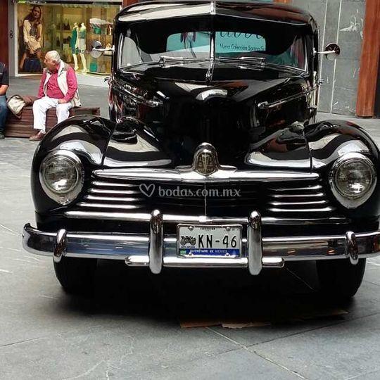 Vehículo clásico