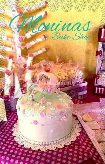Pasteles de baby shower