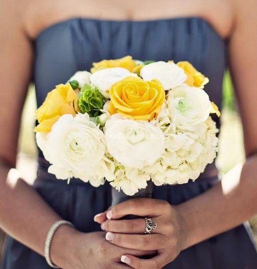 Diferentes  bouquets