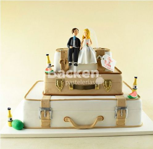 Modelo viaje de boda
