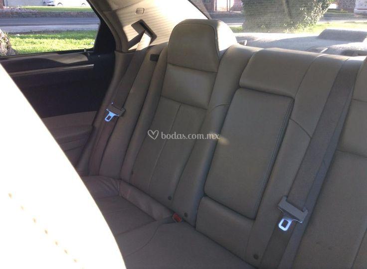 Chrysler 300 piel