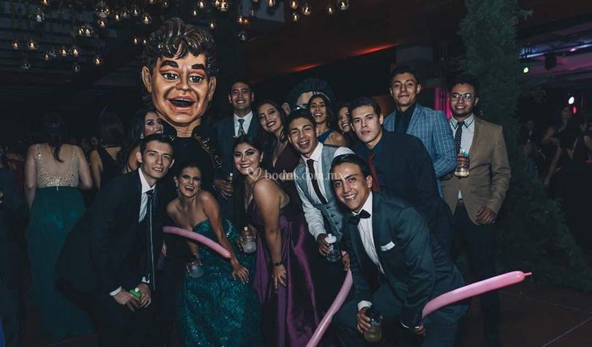 Todos con Juanga