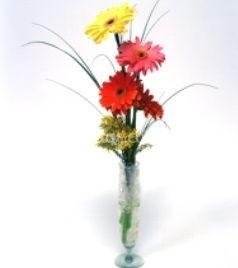 Flores para escritorio