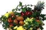 Flores y frutas de Lo Kreativo