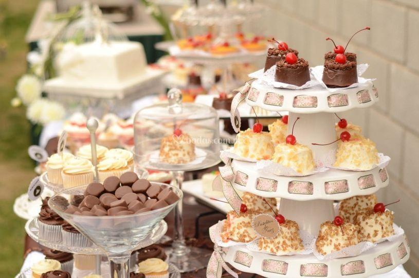 Kukulcan pasteler a - Postres para mesa de dulces ...