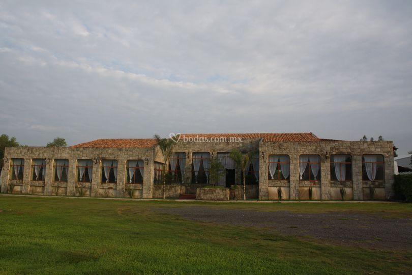 hacienda casa grande:
