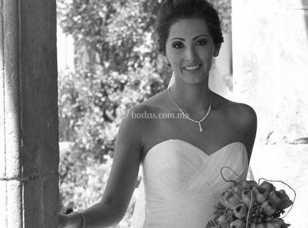 Belleza de la novia