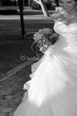 Buquet de novia