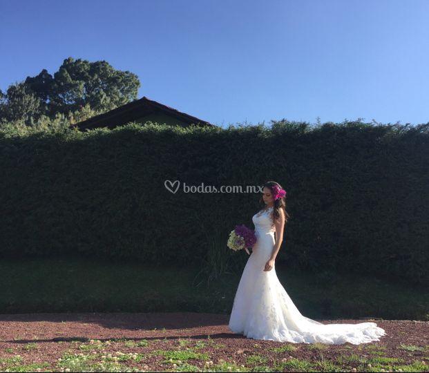 Su boda en el Bosque