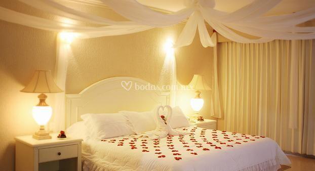 Suite para recién casados